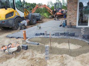 Außenanlagen - Erdbewegungen - Entwässerungen | Leonhard Weisert